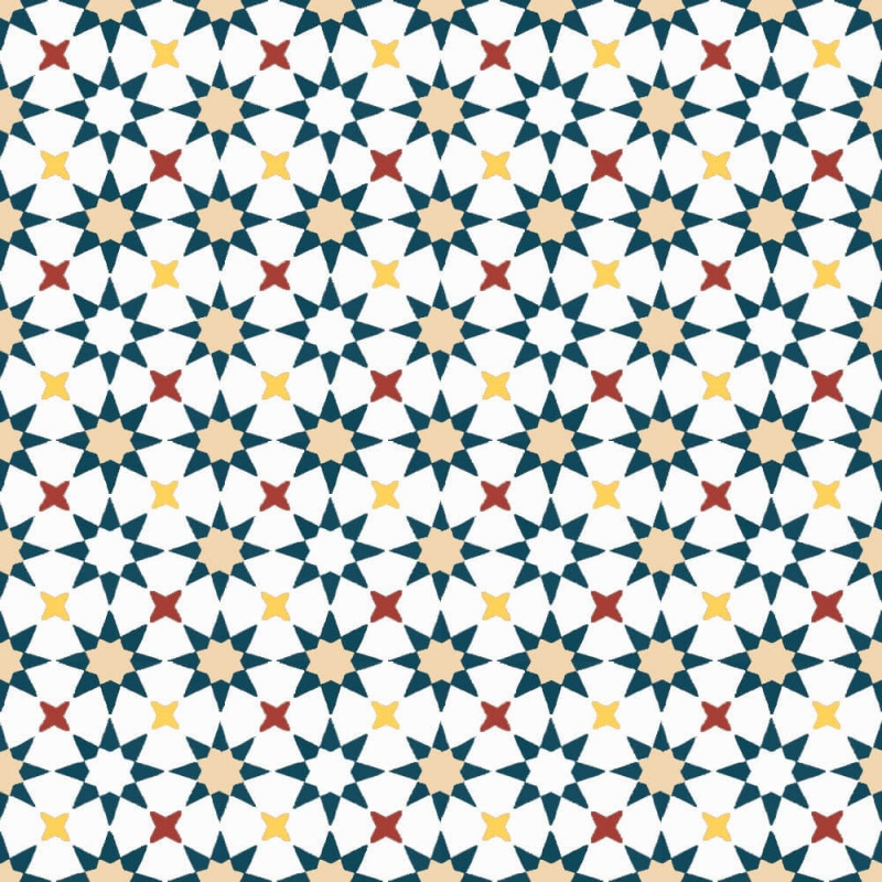 star and colored cement tiles pattern by cement tiles co uk