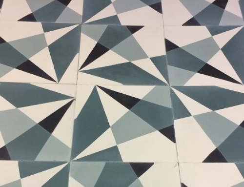 Customize your cement tiles