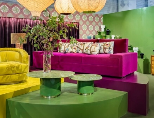 The Maison & Objet lounge in Villepinte