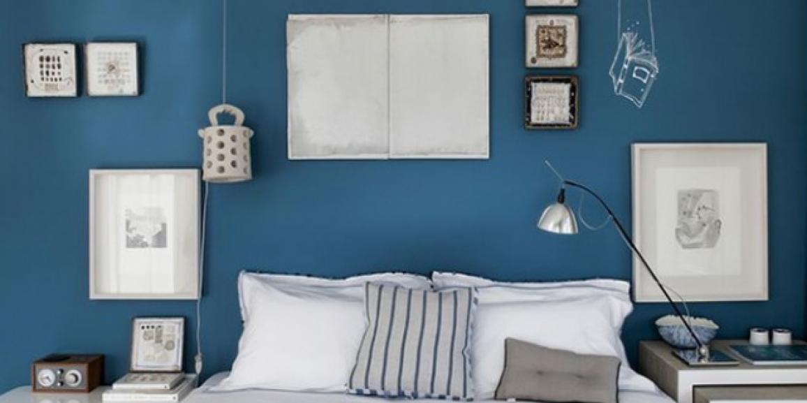The blue to dress your inside cimenterie de la tour for Chambre bleue film